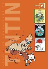 The Adventures of Tintin, Vol. 6: The Calculus Affair / The Red Sea Sharks / Tin