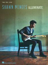 Shawn Mendes illuminare trattare meglio Mercy rovina PIANOFORTE CHITARRA PVG LIBRO MUSICA