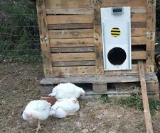 Putkovar automatic chicken solar coop door