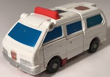 Vintage Transformers G1 First Aid Figure Ambulance Defensor Protectobots Rare