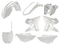 Clear YZ 125 250 15 >21Conversion kit 02 >14 MX Bike Plastics Kit Restyle 90773