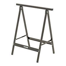 STIER Stahl Arbeitsbock 100 kg klappbar Sägebock Unterstellbock Klappbock