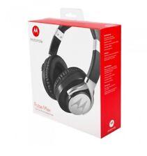 Motorola Pulse Max Bass Stereo Kopfhörer Headset + Mikrofon 40mm 3,5 Klinke