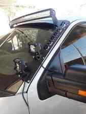 Windshield Pillar Mounted Brackets LED Light Bar FITS Ford F150 2004-2014