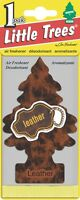 Magic Tree Little Trees Car Home Air Freshener Scent - Leather