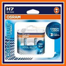 2X OSRAM H7 Cool Blue Intense Xenon Look 4000k FERNLICHT Mercedes A B C CLK CLS