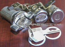 NEW IGNITION BARREL LOCK & DOOR HQ HJ HX TORANA LJ LH LX MONARO KINGSWOOD