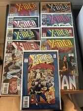 X-men 2099 **9 ISSUE LOT** #1-9 (Marvel 1993) VF/NM