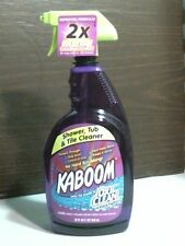 Kaboom Shower, Tub & Tile Cleaner w/ OxiClean Stain Fighters 32 Fl. oz.
