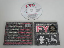 FINE YOUNG CANNIBALS/THE RAW & THE COOKED(FFRR 828 069.2) CD ALBUM