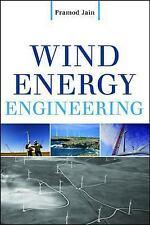 Wind Energy Engineering by Pramod Jain (2010, Hardcover)