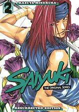 Saiyuki: The Original Séries Resurrected Edition 2 (Saiyuki Reload) Par Minekura