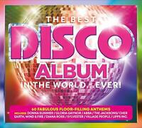 The Best Disco Album In The World… Ever! - ABBA [CD] Sent Sameday*