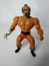 Vintage He-Man MOTU JITSU Figure, Masters of the Universe 1983 France
