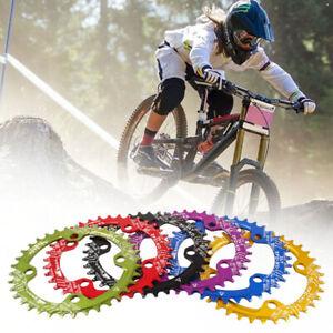 FM_ MOUNTAIN BIKE 32/34/36/38 ROUND CHAINWHEEL BICYCLE MTB CHAINRING ACCESSORIES