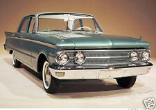 1960 Mercury Comet 4 door sedan, Refrigerator Magnet, 40 MIL