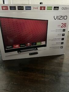 "Vizio E-Series E280i-B1 28"" 720p HD Full Array LED Internet TV"