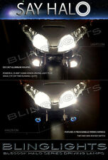 BlingLights Angel Eye Fog Lamps Lights Kit for 2001-2010 Honda Goldwing GL1800
