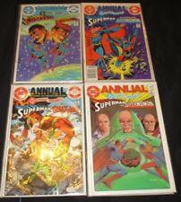 DC Comics Presents U-PICK ONE Annuals #1,3 or 4 DC (1982-85) PRICED PER COMIC