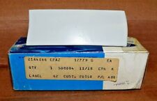 NOS 1980-1987 LTD Crown Victoria Front Bumper Stone Deflector Center Cover Clip