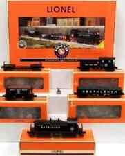 Lionel 21758 Bethlehem Steel ServiceStaSet NW2+4cars Flatcar w675load MIB SEALED