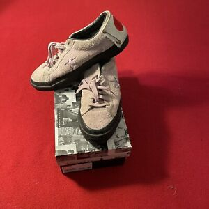 Converse X stussy one star '74 Pink lace up shoes men's 9 women's 11