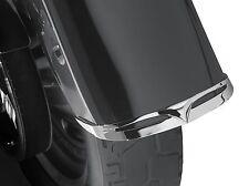 NEW Kuryakyn - 9015 - Rear Fender Tip  Chrome For Harley Davidson FREE SHIP