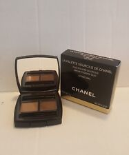 Chanel Duo Poudre Sourcils Brow Powder Duo #40 Naturel New in Box.