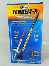 Rocket-Launch-Set - Estes-Tandem-X-Model--1469-NEW-IN-BOX