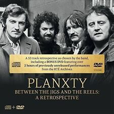 Planxty-between The Jigs and Reels - a Retrospective CD