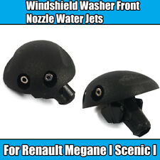 1x Windshield Washer For Renault Megane I Scenic I Front Nozzle Water Jets