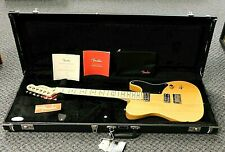 2019 Fender Ltd Edition USA Cabronita Telecaster! Butterscotch Blonde NO RESERVE