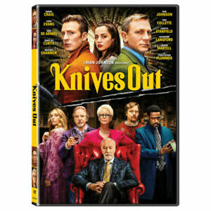 Knives Out (DVD, 2019)
