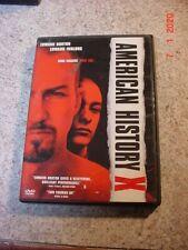American History X Dvd Tony Kaye(Dir) 1998
