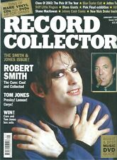 RECORD COLLECTOR -  Jan  2004 The Cure/Robert Smith/Tom Jones/Blue Oyster Cult