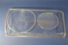 MERCEDES  W123 RIGHT PASSENGER  SIDE BOSCH HEADLIGHT  GLASS LENS