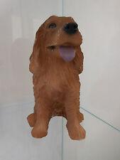 figurine de chien en résine CURIOSITY by PN