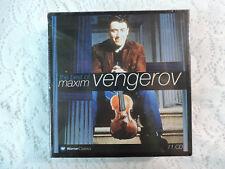 The Best of Maxim Vengerov - 11 CD Box Set  New, Sealed Warner Classics Violin