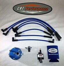 JEEP GRAND CHEROKEE 4.0L 45K IGNITION UPGRADE KIT 1998-99 BLUE CAP & BLUE WIRES