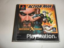 PlayStation 1 PSX ps1 Action Man