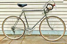"1983 Trek 720 Lugged Steel Touring Bike Made in Usa Reynolds 531 24"" 60 cm grail"