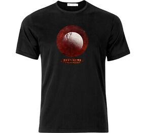 Destiny 2 Shadowkeep Gaming T Shirt Black