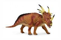 Collecta Prehistoric Life Styracosaurus - Deluxe Vinyl Toy Dinosaur Figure