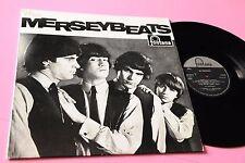 THE MERSEYBEATS LP 1°ST ORIG UK 1964 NM ! LAMIANTED FLIPBACK COVER PROMO !!!!!