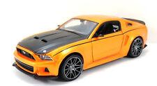 1:24 Maisto 2014 Ford Mustang Street Racer Diecast Metal Model Kit 37 Parts