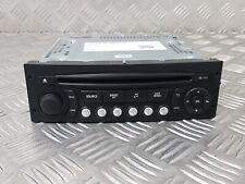 Auto radio CD MP3 - Peugeot 207 307 1007 - RD4N1M-03