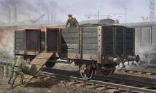 Trumpeter 01517-1 :3 5 Alemán Railway Góndola - Nuevo