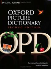 Oxford Picture Dictionary English-Russian by Jayme Adelson-Goldstein