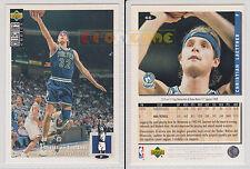 NBA UPPER DECK 1994 COLLECTOR'S CHOICE - Christian Laettner # 66 Ita/Eng MINT