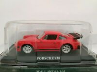 1/43 PORSCHE 911 TURBO 930 COCHE METAL ESCALA DIECAST